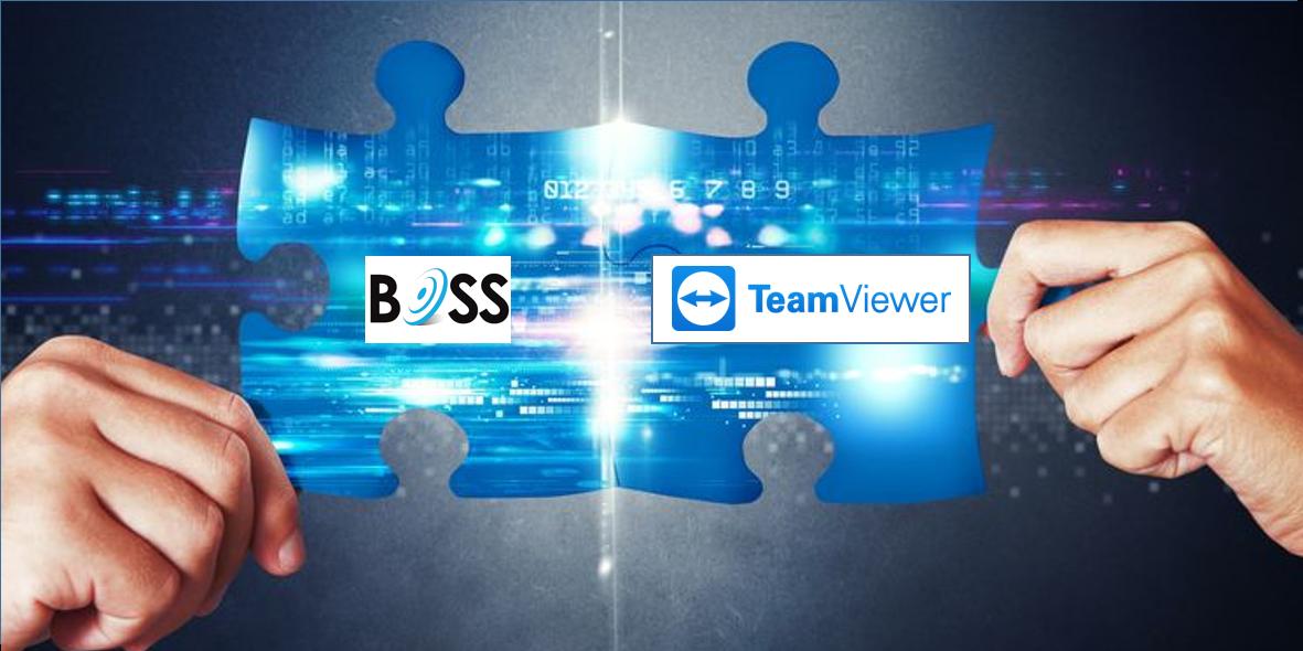 Team Viewer BOSS intergration