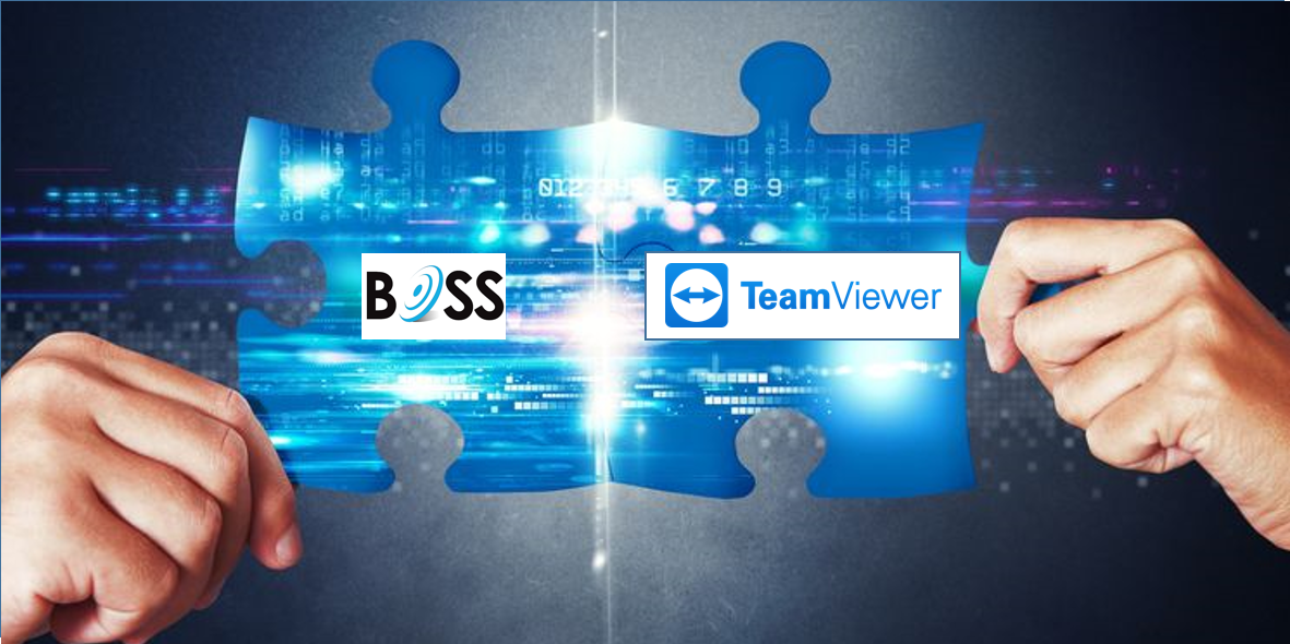 Team Viewer BOSS intergration